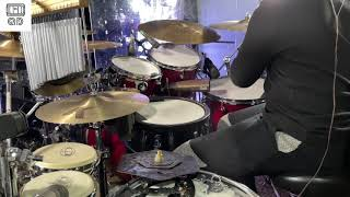 Focus by Anthony Burns Drum Cover