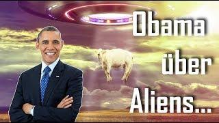 """Ex US Präsident """"Die Aliens würden es nicht zulassen!""""👽Werden wir durch Außerirdische kontrolliert?"""