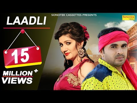 Sapna Chaudhary | Dev Kumar Deva # LAADLI | लाडली | Latest Haryanvi Song 2017 | DJ Marriage Dance