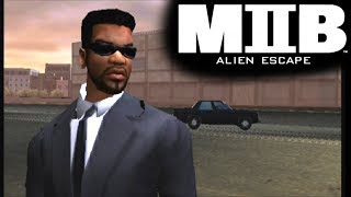 Men in Black II: Alien Escape ... (PS2)