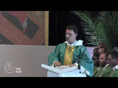 Homélie du père Benoit Baenst - 03 Août