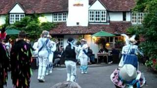 Download Rambling Sailor from Hinton danced by Hurst Morris People MP3 song and Music Video
