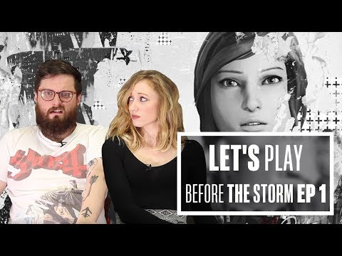 Let's Play Life is Strange: Before the Storm Episode 1