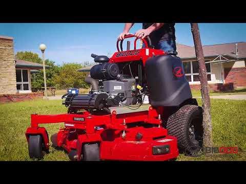 BigDog® Trooper | Stand-on Mower