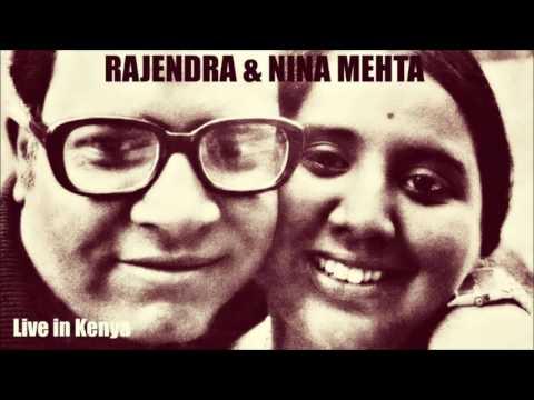 """chale bhi aao ke hum tumse pyar""RA & NINA MEHTA LIVE in PRIVATE MEHFIL"