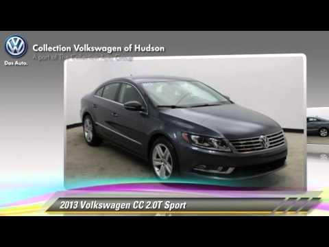Used 2013 Volkswagen CC 2.0T Sport - Hudson