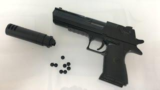 Desert Eagle Bricks Toy Gun That Shoot
