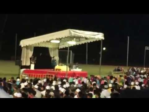 Datuk Ustaz Kazim Elias (DUKE): Singapore Bukit Gombak Stadium -7th March 2015-
