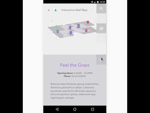 Mall-Map App on real estate app, employment app, mall maps windows phone 8,