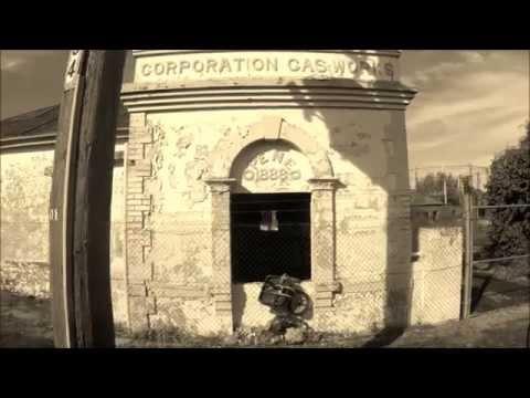 Abandoned Gasworks. Bathurst NSW