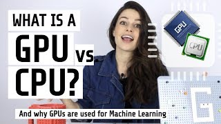 What is a GPU vs a CPU? [And why GPUs are used for Machine Learning]