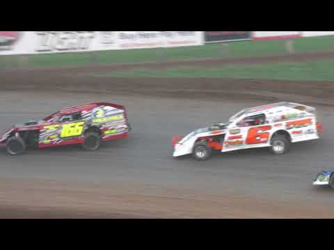 8 18 18 Modified Heat #4 Lincoln Park Speedway