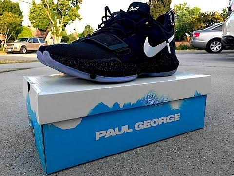 d2f17a45a3b Nike PG 1 Shining - Prototype