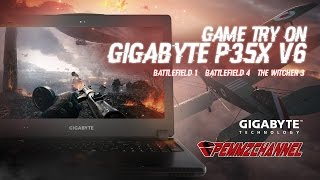 geforce gtx 1070 4k gaming test on gigabyte p35x v6