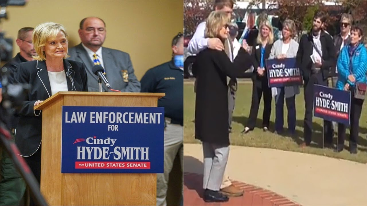 US Senate Candidate Cindy Hyde-Smith Says She Would Attend A Public Hanging