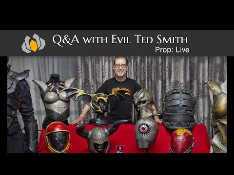 Prop: Live - Q&A with Evil Ted Smith - 4/9/2015