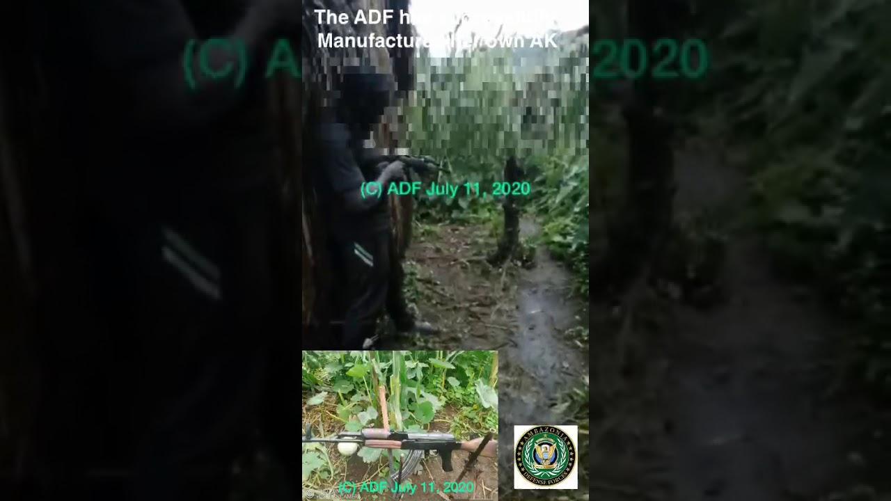 ADF homemade Gun test successful