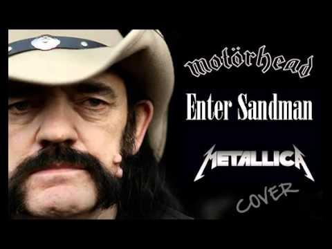 Motörhead - Enter Sandman (Metallica Cover)
