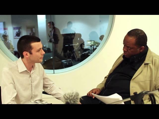 James Opstad, Ambassador, Interview with Julian Joseph