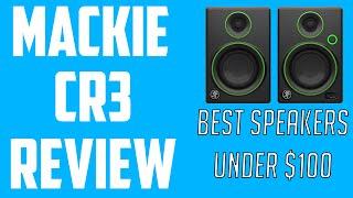 Video Mackie CR3 Multimedia Monitors Review (Best Speaker Under $100) download MP3, 3GP, MP4, WEBM, AVI, FLV Juli 2018