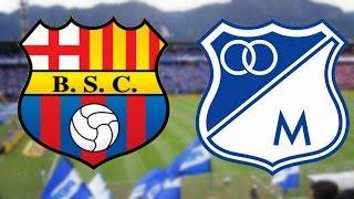 Barcelona Guayaquil - Millonarios FC EN DIRECTO LIVE HD  AMISTOSO INTERNACIONAL | AC CALOR