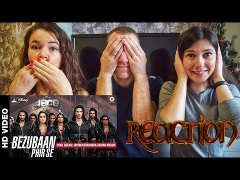 BEZUBAAN PHIR SE   Disney's ABCD 2   Music Video Reaction!