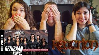 BEZUBAAN PHIR SE | Disney's ABCD 2 | Music Video Reaction!