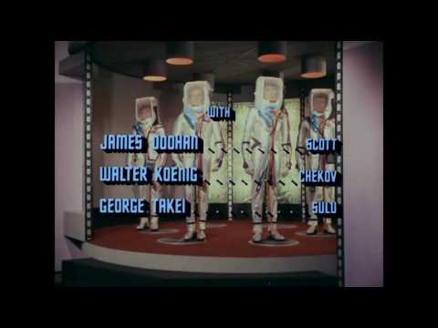 Star Trek TOS Season 3 Outro and Credits