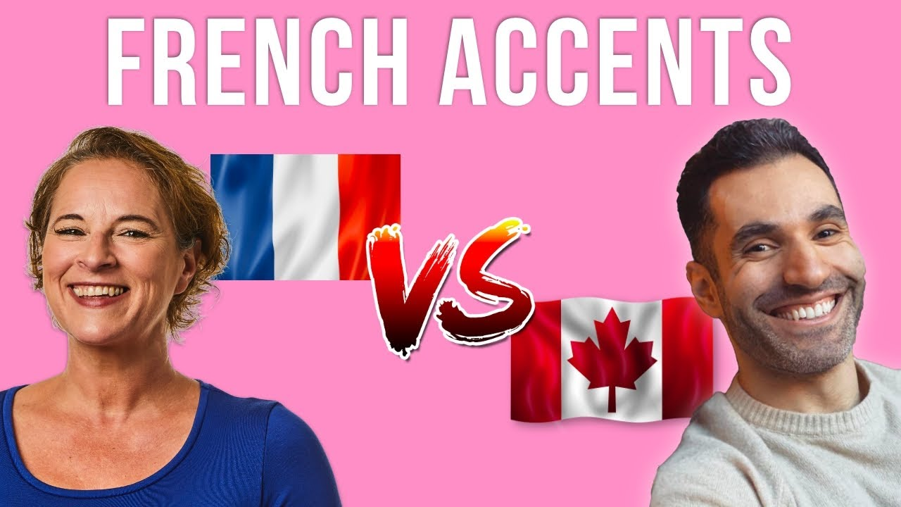 French in Real Life: France vs Canadian accent (ft. Mark Hachem) #Shorts