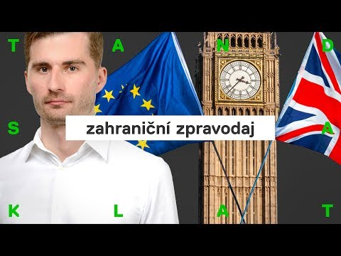 Vše, co potřebujete vědět o BREXITU (rozhovor se zahraničním zpravodajem Českého rozhlasu)