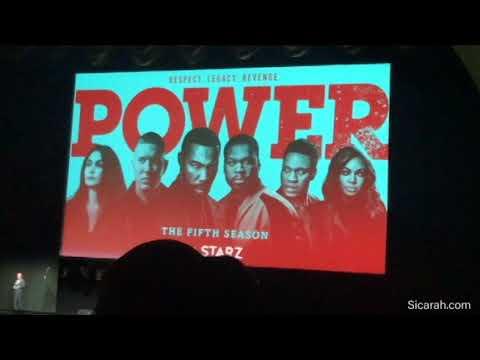 50 Cent Power Premiere Season 5 Exclusive