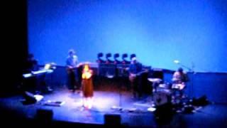 """PJ Harvey & John Parish -- """"False Fire"""" and """"April"""" (Live)"""