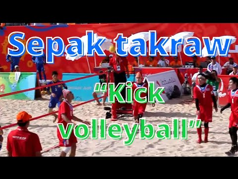 Beach Sepaktakraw Final at 2nd Asian Beach Games, Muscat Oman 2010