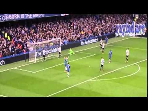 Samuel Eto'o vs Tottenham. (08.03.2014)