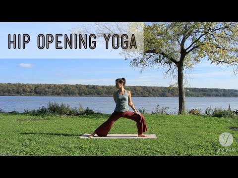 Hip Opening Yoga Routine: Stress Release (advanced level)