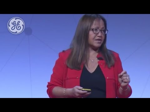 GE's Transformation: Chief Innovation Officer Sue Siegel On Embracing The 4th Industrial Revolution