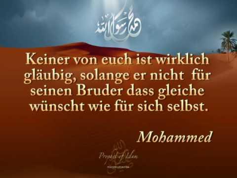 Die Weisheit Des Islam Aussagen Des Propheten Mohammed Saw