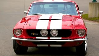 1967 Mustang Fastback Shelby GT350 Tribute
