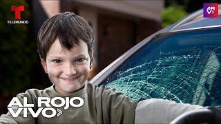 Niño rompe el cristal de un auto y deja una insólita nota al dueño del vehículo