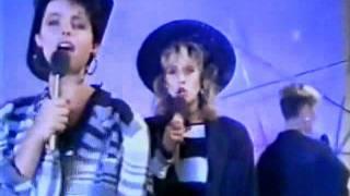 Bananarama - Do Not Disturb Live - Kelly's Eye, 1985