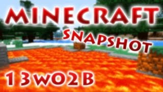 Minecraft Snapshot 13w02a & 13w02b - RedCrafting Review