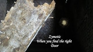 Zymotic - When you find the right door.