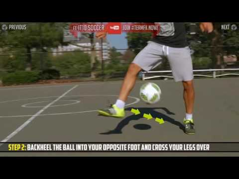 f9b8ea9dd4 Learn 4 Amazing Futsal Skills   Football Tricks Tutorial YouTube ...