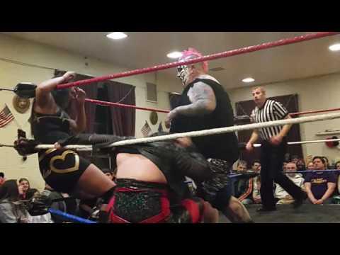 Pioneer Valley Pro Wrestling Women's Match 3/11/2017(1)