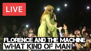 Florence and the Machine - What Kind of Man LIVE at The O2 Arena