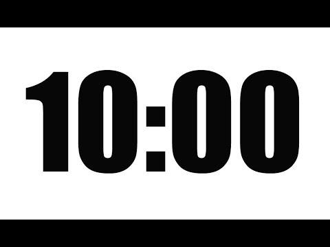 countdown 10 min