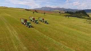 D Thompson Contracting NZ 17/18