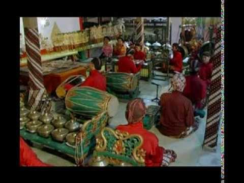 Gamelan Orchestra (traditional musical instrument)