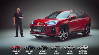 2021 New Suzuki Across Walk Around Video - Review - Batchelors Motor Group - Ripon and York