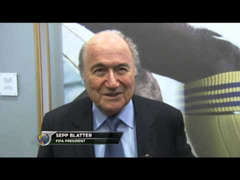 England can host World Cup - Blatter